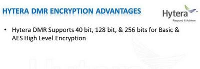 O fi DMR encryption? – YO8TEH Romanian Ham Radio